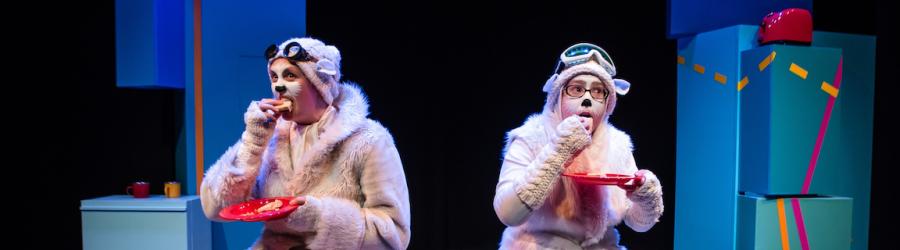 The Polar Bears Go Up!