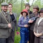 2007, Otter Pie, Robert Walton, Jodie Wilkinson, Laura Bradshaw, Murray Wason, Eilidh MacAskill, Nic Green